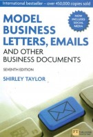 model business letter; email